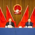 市南区第十八届人民代表大会第二次会议召开中共党员会议