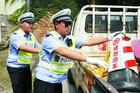 青岛全市交通秩序整治首战打响