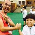 【致敬青岛最美教师】寓教于乐 他用情境模拟来教学