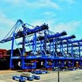 青岛港跨越式发展 版图从胶州湾