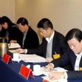 参加市南区第十八届人民代表大会第二次会议的各代表团认真组织会前活动