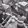 回访崂山大院老居民 再忆当年的生活点滴(图)