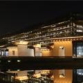 """高清镜头下乌镇互联网国际会展中心的""""白天与黑夜"""""""