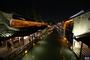 图为第三届互联网大会前夕的乌镇西栅夜景。新华网 魏炜 摄