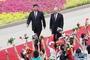 6月8日,国家主席习近平在北京人民大会堂同俄罗斯总统普京举行会谈。这是会谈前,习近平在人民大会堂东门外广场为普京举行欢迎仪式。新华社记者 姚大伟 摄